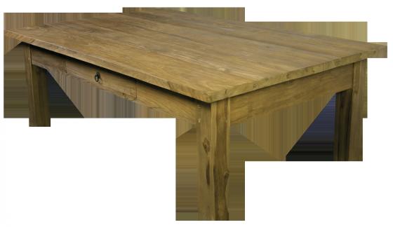 Couchtisch Massivholz Schublade