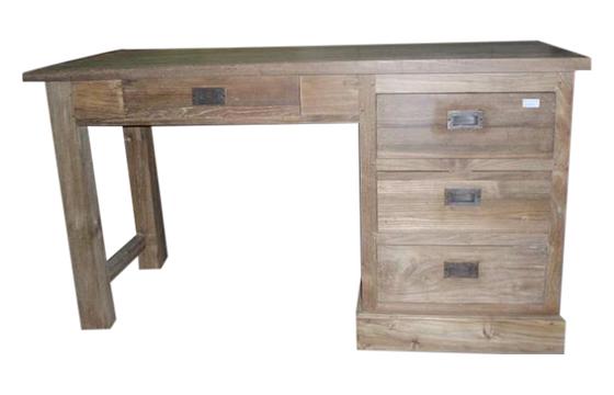 schreibtisch schachar massive. Black Bedroom Furniture Sets. Home Design Ideas