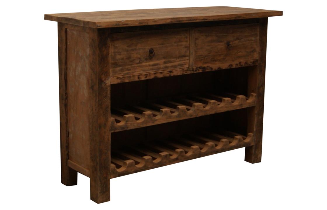 sideboard dakar vino massive. Black Bedroom Furniture Sets. Home Design Ideas
