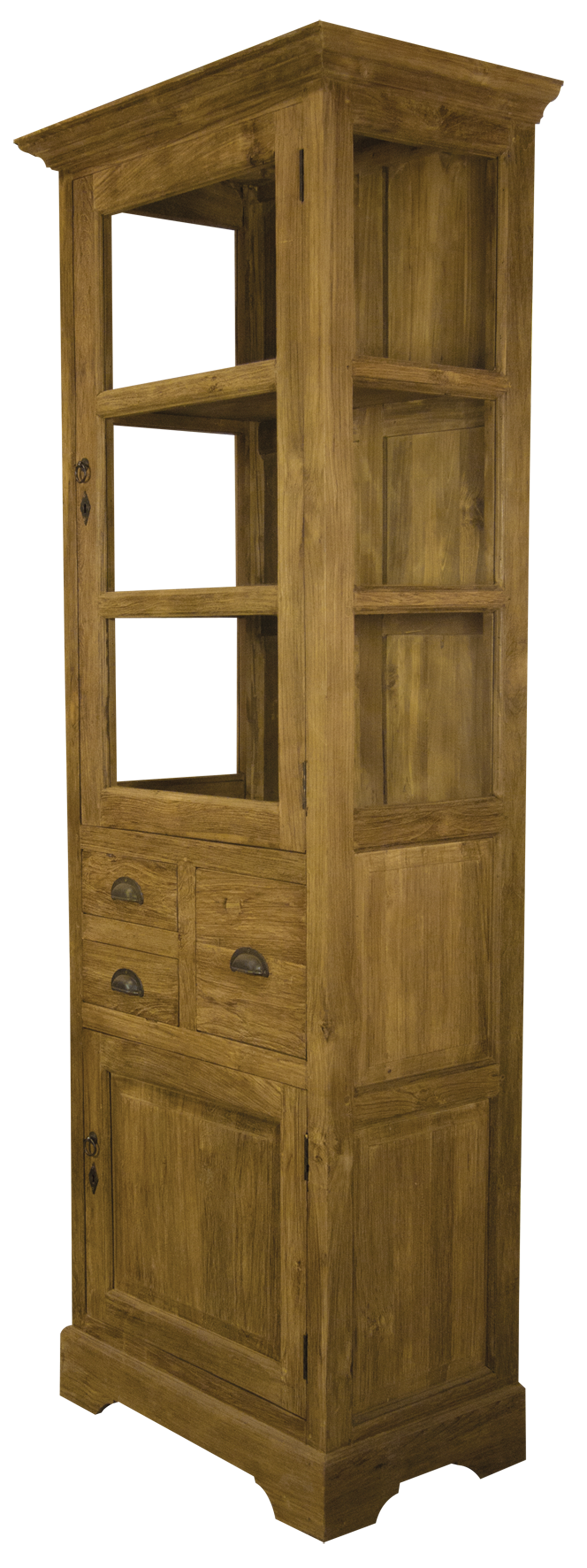 vitrine vanes massive. Black Bedroom Furniture Sets. Home Design Ideas